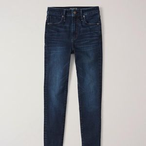 Abercrombie and Fitch Super Skinny Jean